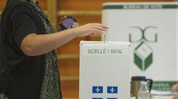 Début du vote par anticipation dans