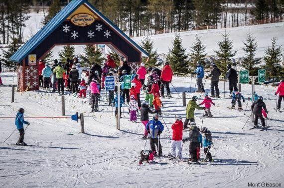Ski et plus pour la relâche