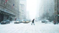 Février le plus froid depuis 115