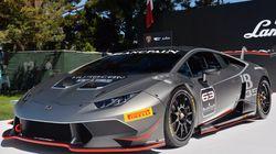 Lamborghini à travers les années en une