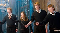Le prénom des jumeaux Weasley était (peut-être)