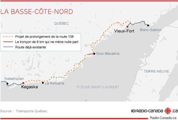 Un projet de tunnel reliant le Québec à Terre-Neuve est