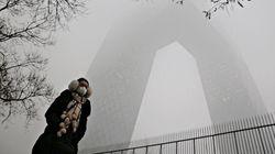 La Chine suffoque sous un nuage de