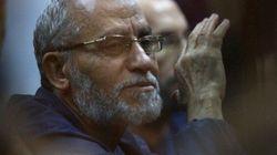 Égypte: prison à vie pour le chef des Frères