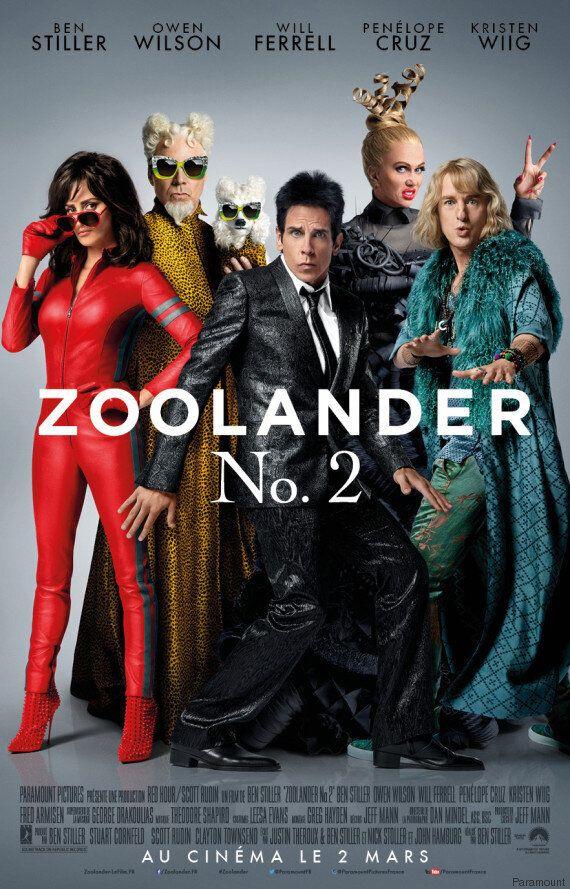 Penelope Cruz donne de sa personne dans cette nouvelle bande-annonce de «Zoolander 2»
