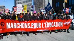 Marche pour l'éducation à