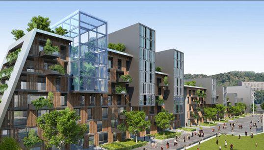 L'architecte Vincent Callebaut imagine la ville autosuffisante du futur