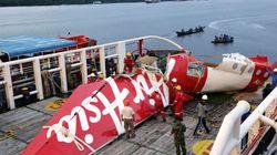 Le crash d'AirAsia a été causé par une pièce défectueuse... et la réaction de
