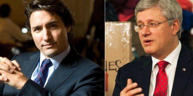 De passage à Montréal, Justin Trudeau critique le «Canada à deux vitesses» de