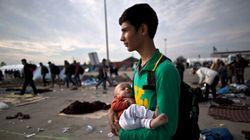 Réfugiés: les premiers vols nolisés dans une