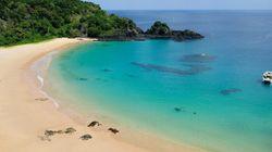 La plus belle plage du monde au Brésil