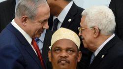 Un «photobomb» mémorable perturbe la poignée de main entre Netanyahou et