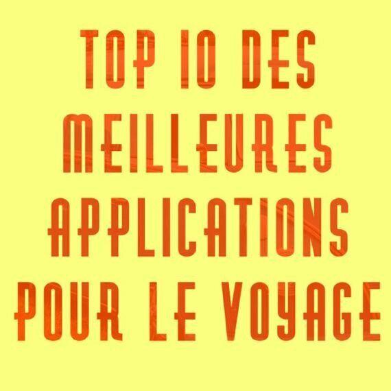 Les 10 meilleures applications de