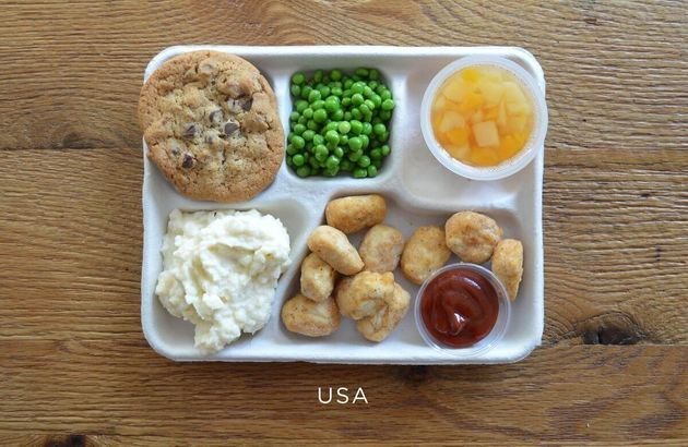Les boîtes à lunch partout dans le monde