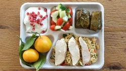 Les boîtes à lunch partout autour du globe