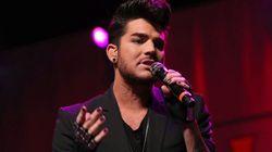 Le chanteur Adam Lambert jugé trop