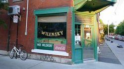 Le Casse-croûte Wilensky fait l'objet d'un