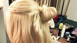 Le demi-chignon, la nouvelle coiffure à adopter