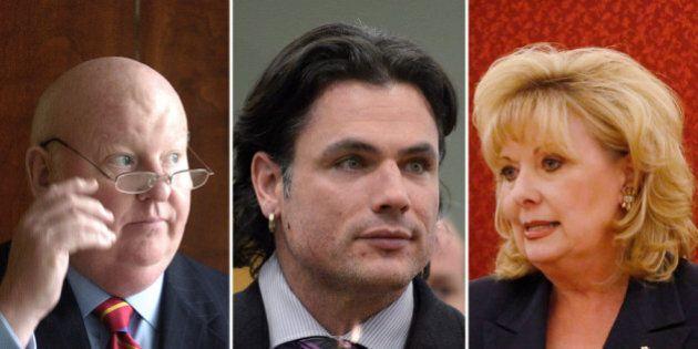 Sénat: les suspensions seront levées avec la dissolution du
