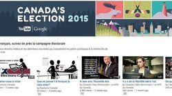 YouTube lance une chaîne pour les élections