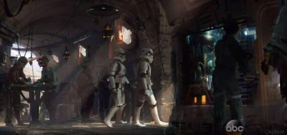 Harrison Ford dévoile des images du «Star Wars