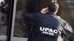 Compteurs d'eau: l'UPAC frappe chez Bernard