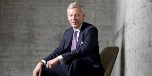 Dominic Barton, à la rescousse de l'économie