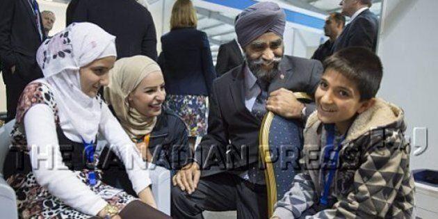 Le Canada ouvre un centre pour le traitement des réfugiés en
