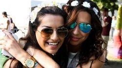 Styles de soirée: retour sur les plus beaux looks d'Osheaga 2014