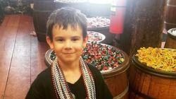 À 6 ans, il est orphelin mais veut donner le sourire aux