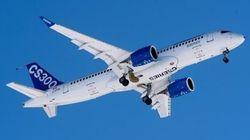 La CSeries intéresse l'Iran, Bombardier ne peut en vendre