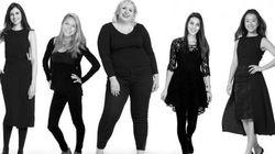 Une séance photo pour attirer l'attention sur la diversité corporelle et les troubles alimentaires