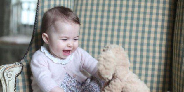 De nouveaux clichés officiels de la princesse Charlotte dévoilés