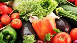 Végétarien à temps
