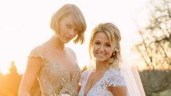 Taylor Swift est «la plus heureuse des demoiselles