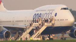 Une fausse alerte à la bombe force l'atterrissage d'un avion à Montréal-Trudeau