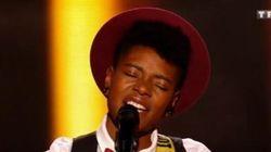La prestation de cette Québécoise a bouleversé «The Voice»