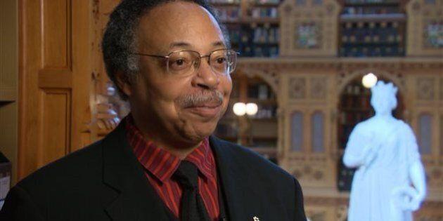 Rencontre avec George Elliott Clarke, le nouveau poète du Parlement