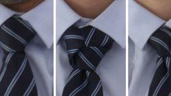 Trois noeuds de cravate à essayer illico