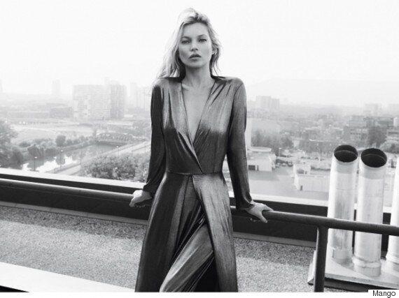 Voici ce dont vous aurez besoin pour copier le look de Kate Moss pour les