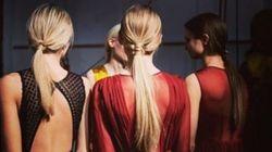 La tresse cobra: la nouvelle tendance coiffure