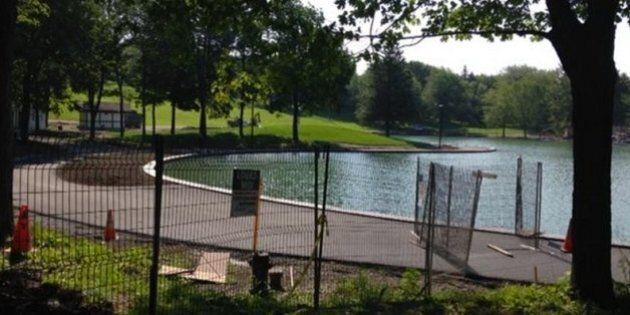 Le lac aux Castors bientôt rouvert aux