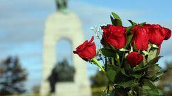 Fusillade à Ottawa: une médaille pour les six