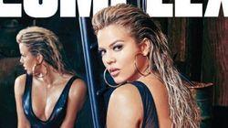 Khloé Kardashian est époustouflante en Une du magazine Complex