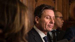 Le ministre Pierre Moreau est de retour
