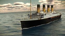 106 ans après le naufrage du Titanic, sa réplique fera son premier voyage