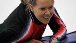 La médaillée olympique accroche ses