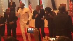 Quand Obama se déhanche au Kenya
