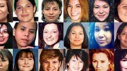 Jusqu'à 4000 femmes autochtones disparues ou