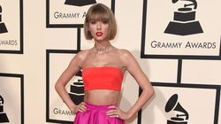 Grammy Awards 2016: Taylor Swift et son bob court à la Anna Wintour